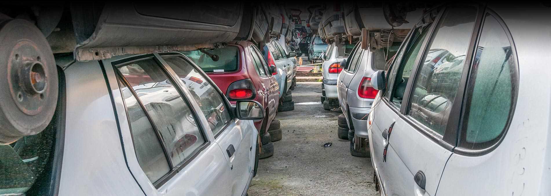 Vente de pièces détachées d'occasion à la casse auto à Muret